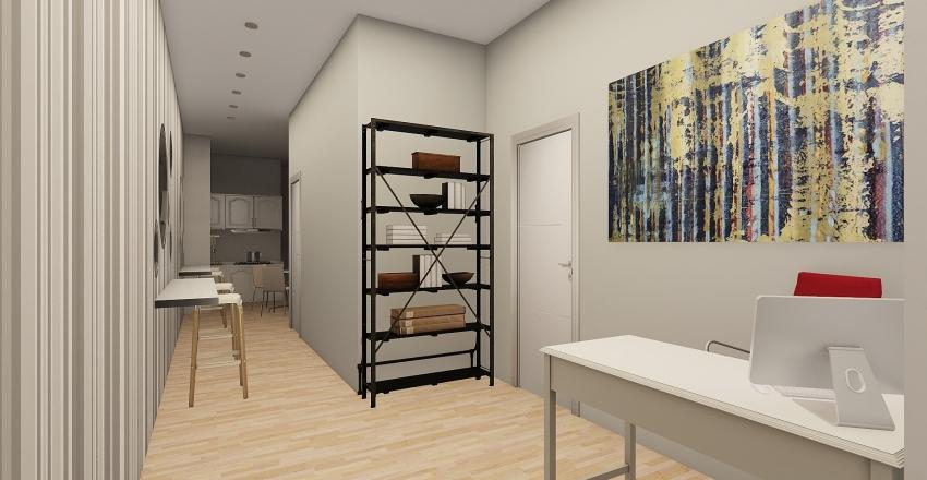 Travaglini Interior Design Render