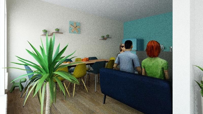 Local Petit R Interior Design Render