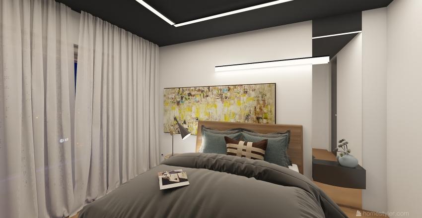 Free Flight Interior Design Render