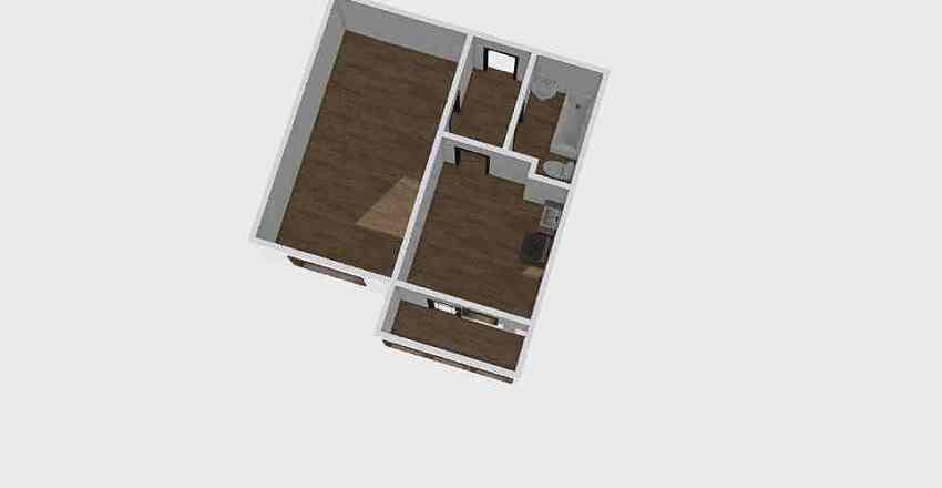 1-комн_0335 Interior Design Render