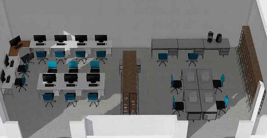 Stereotech Interior Design Render