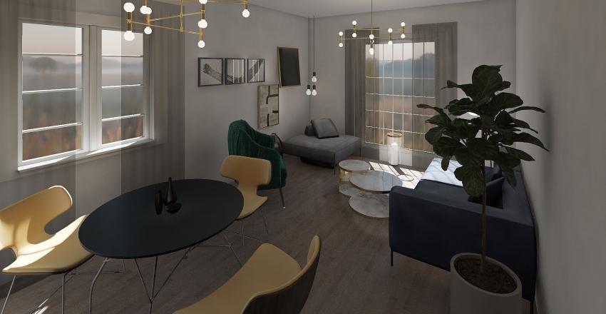 POD VILAMI BJ 32_10  Interior Design Render