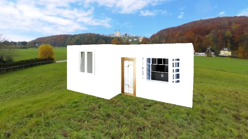 casa 1 Interior Design Render