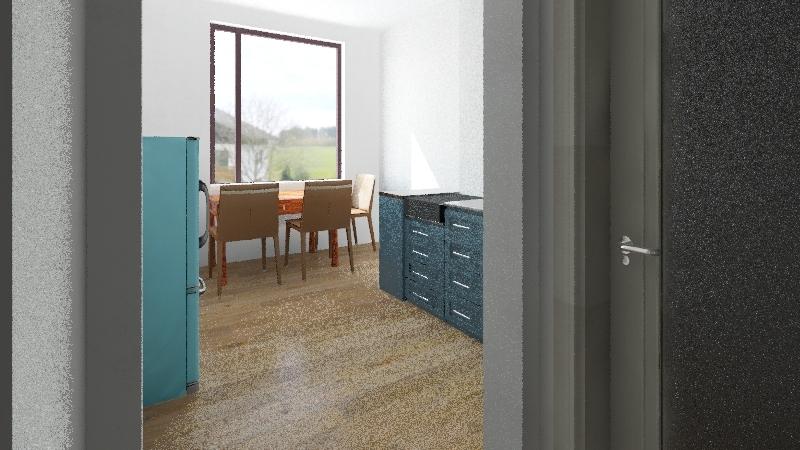 ермолова 23 Interior Design Render