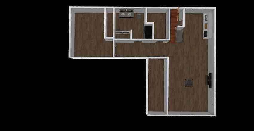 158 wallenberg Dr Interior Design Render