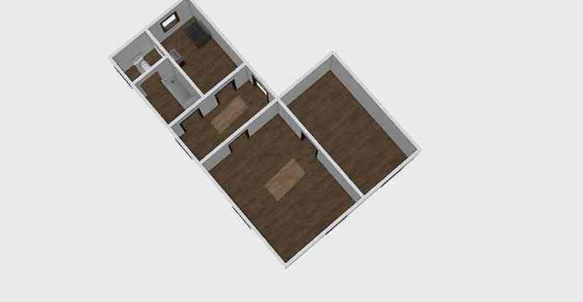 2-комн_0316 Interior Design Render