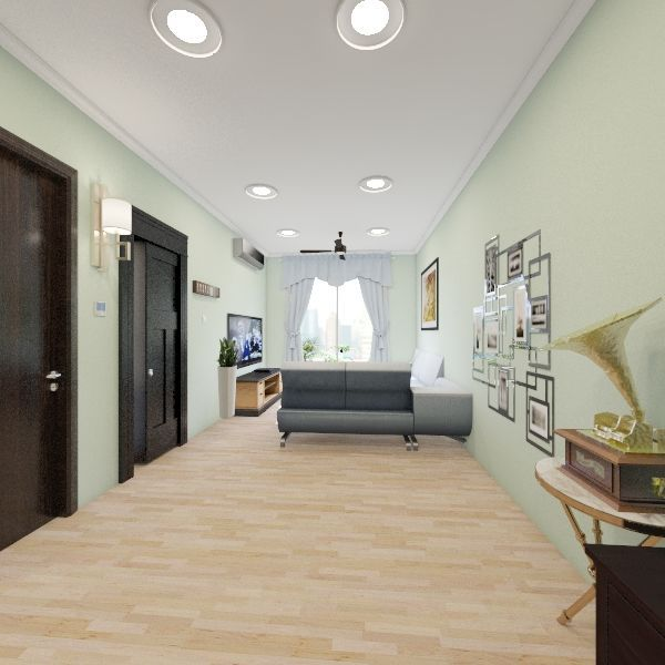 country plaza ultimo Interior Design Render
