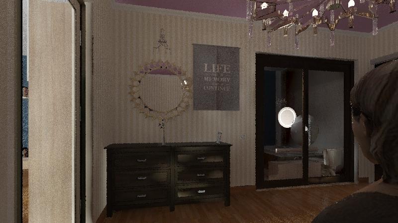 kj Interior Design Render