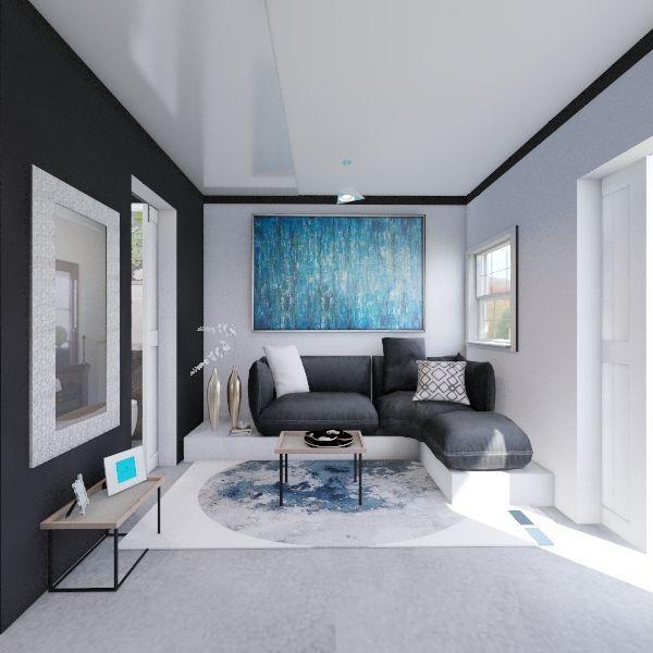 Tiny House 4 Interior Design Render