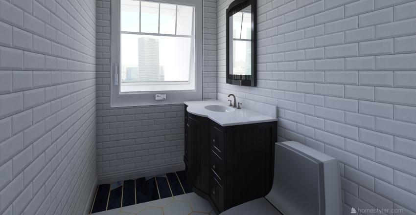 Loft Sion Interior Design Render