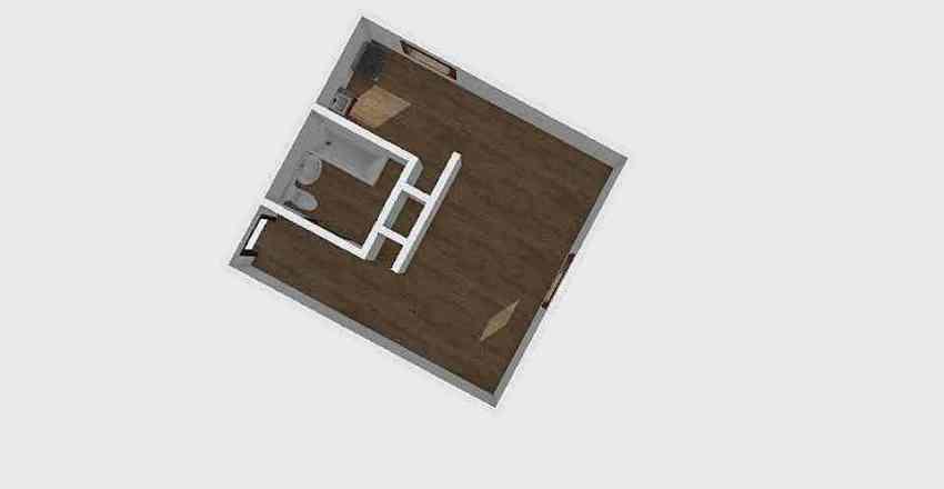 1-комн_0337 Interior Design Render