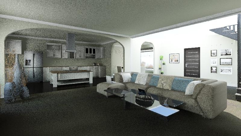 isaaks livingroom Interior Design Render