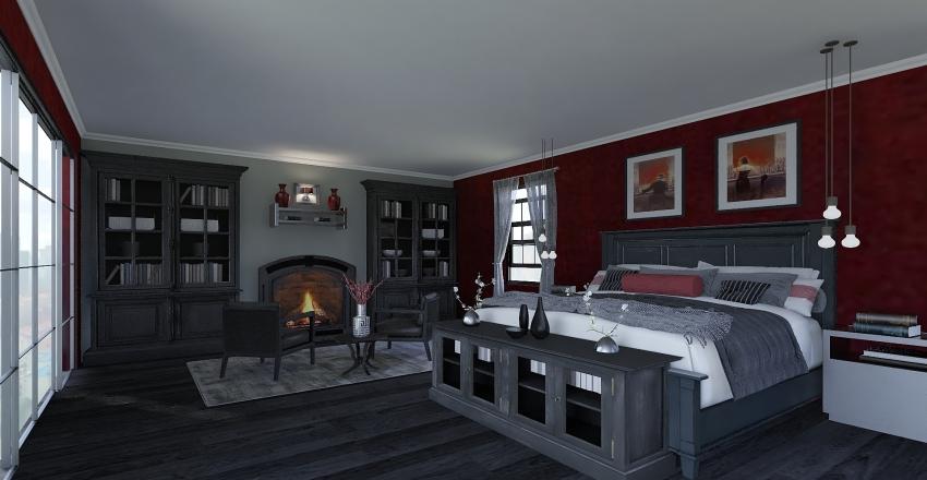 h Interior Design Render