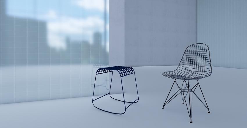 something Interior Design Render