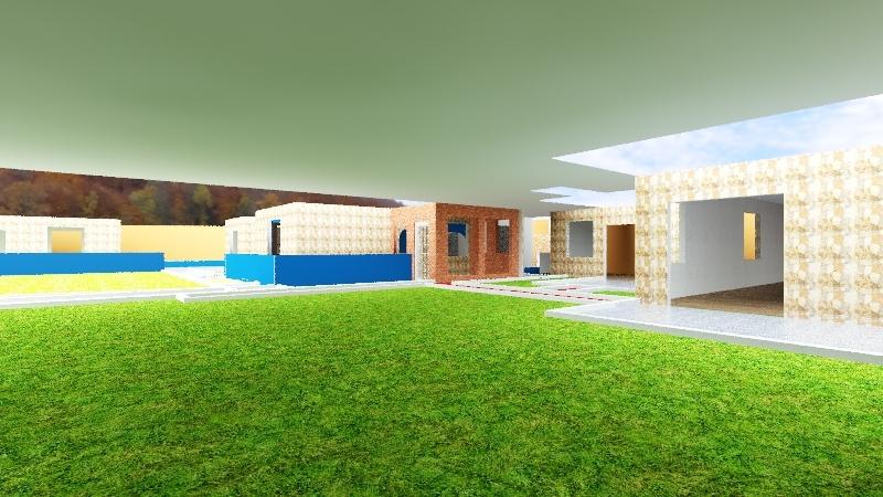 R.D.C hencher  2 Interior Design Render