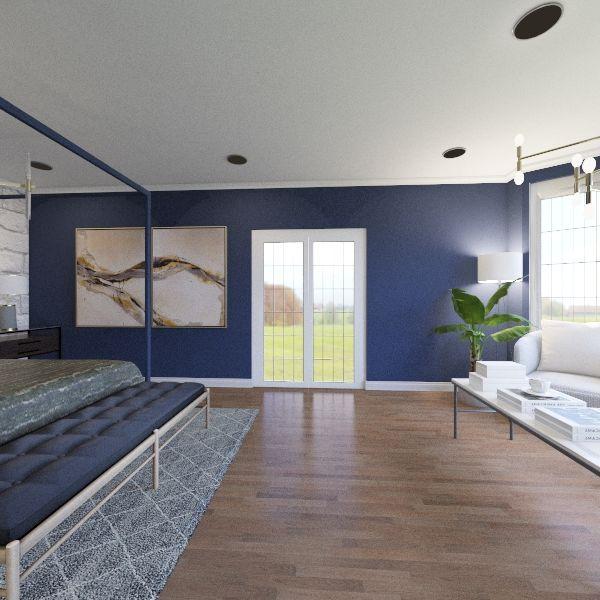 Final Bedroom Project Interior Design Render