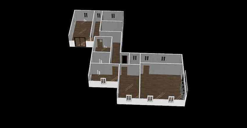 bedrooms3 Interior Design Render