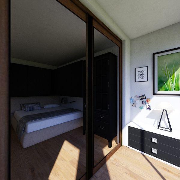 New Day Apartment Interior Design Render