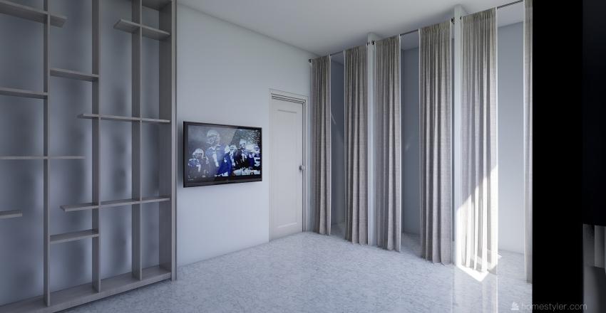 Altai Interior Design Render