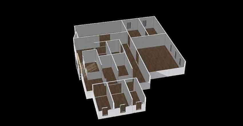 IT Škola Interior Design Render