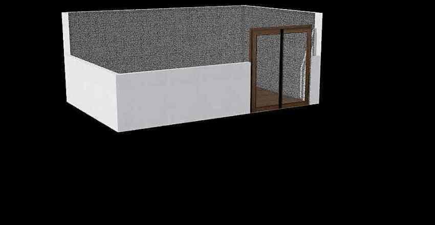 haldane kitchen Interior Design Render