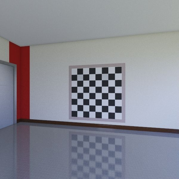 Рекриация Interior Design Render