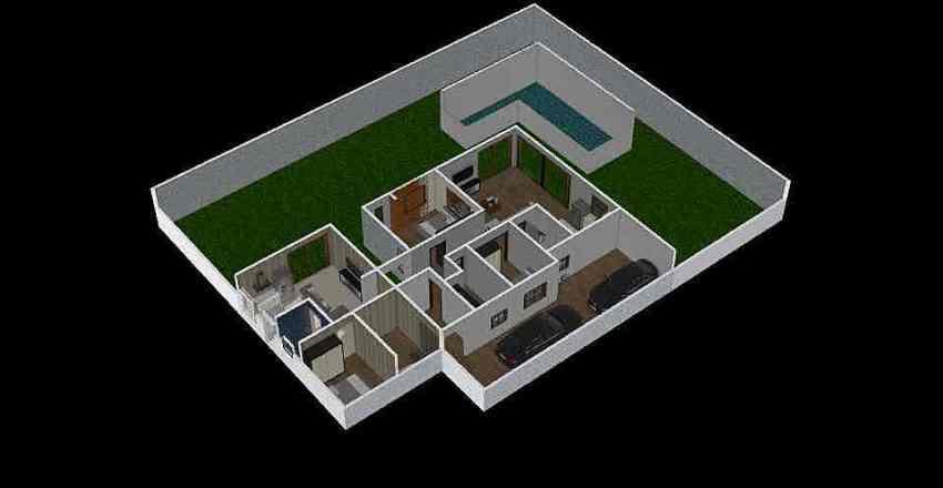idea 03 Interior Design Render