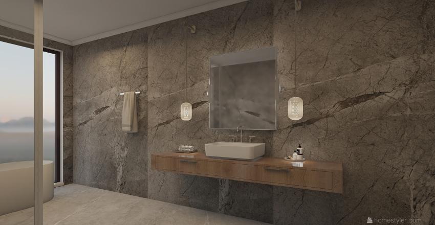 simples moderno  Interior Design Render