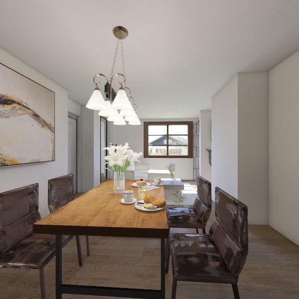 Alan's Coquitlam Interior Design Render