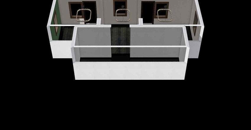 DOAMNA MEA Interior Design Render