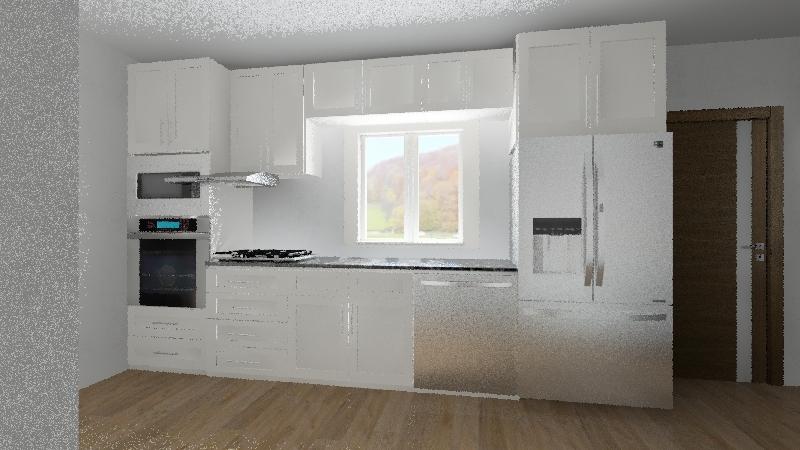 Cozinha Ricardo_2 Interior Design Render