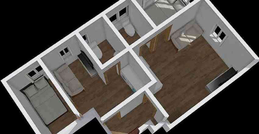利都樓 4 Interior Design Render