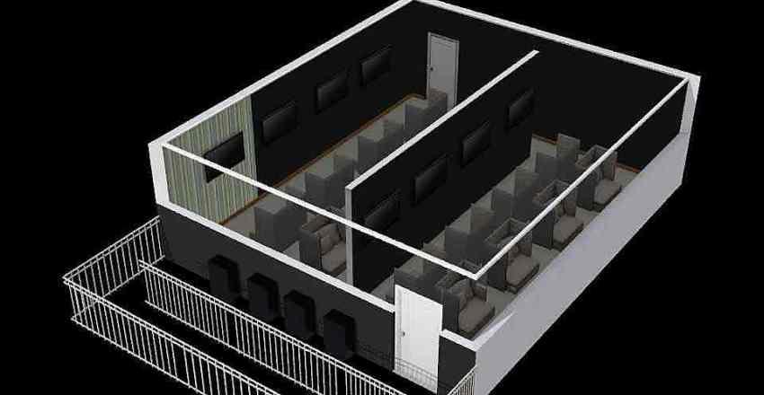 GRAACC LIVE  Interior Design Render