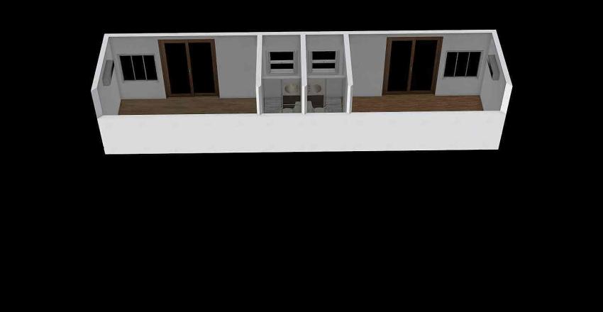 APARTAMENTOS 2 Interior Design Render