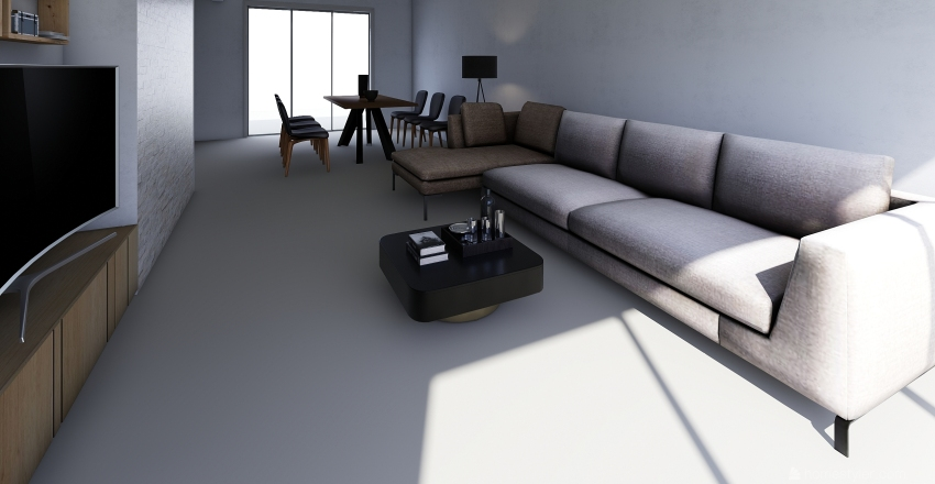 buleva Interior Design Render