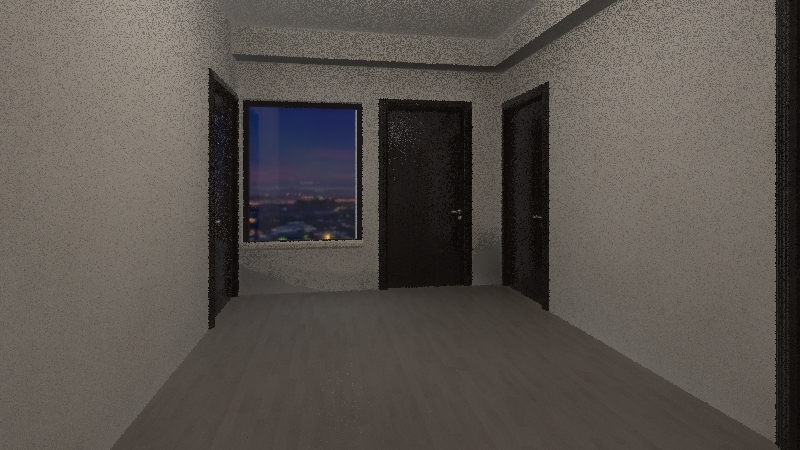 Angela Interior Design Render