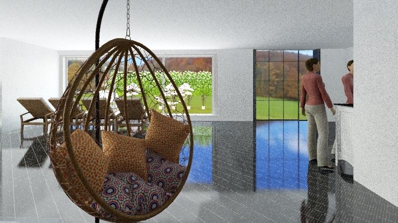 obiekt cały 2 Interior Design Render