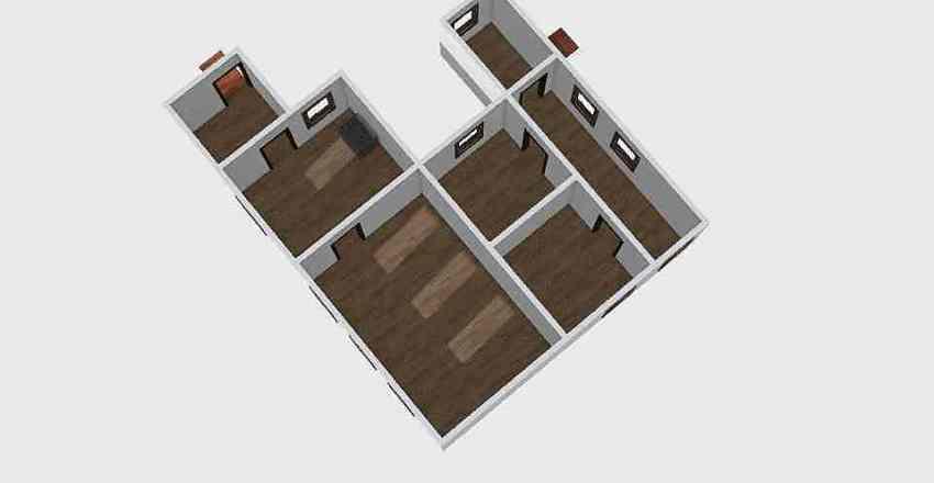 Дома_0312 Interior Design Render