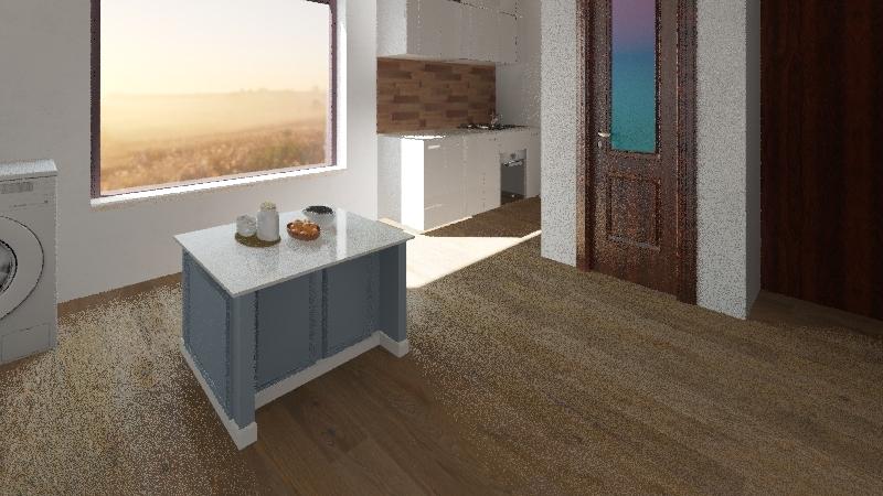 tầng 2 Interior Design Render