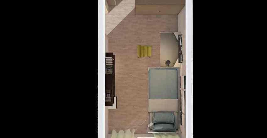 Maks room Concept 2 Interior Design Render