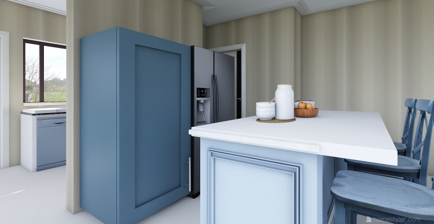 Avenham Julie 01 Interior Design Render