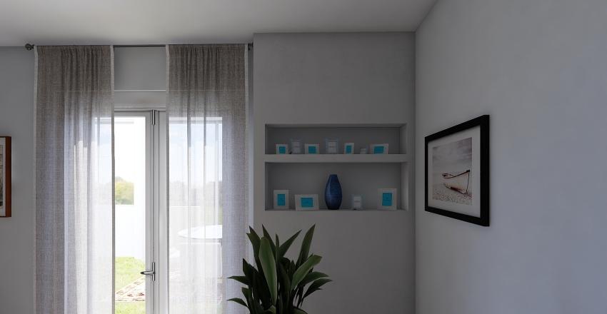Casa Grosseto in lavorazione Interior Design Render