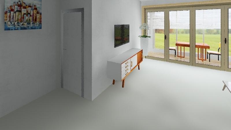 대림한숲3차 Interior Design Render