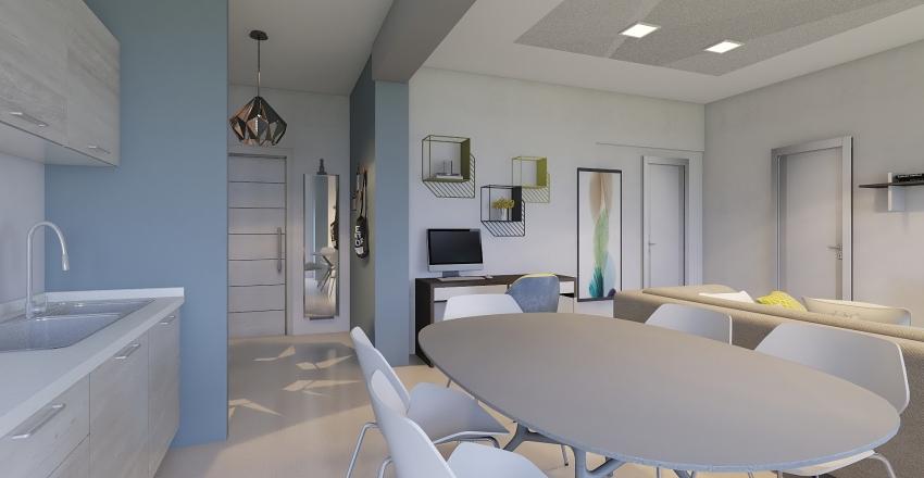 Rocco Jemma Interior Design Render