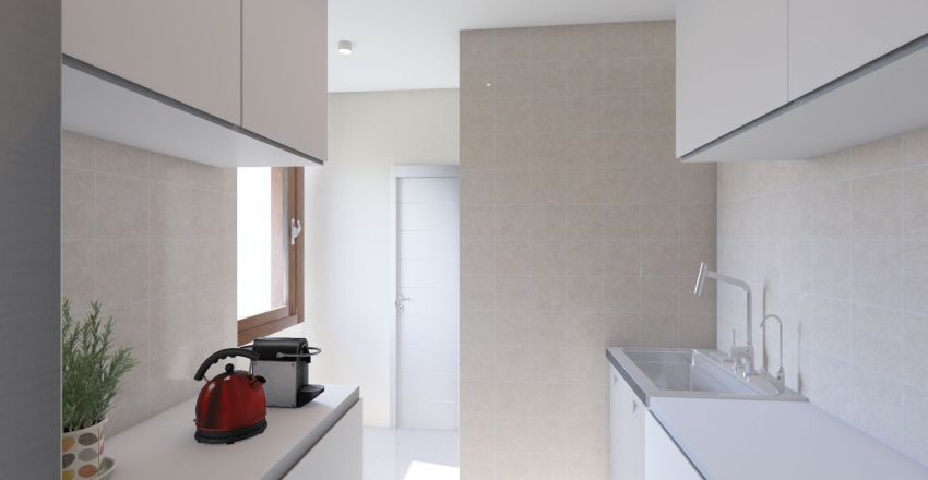 HPR C8 Interior Design Render