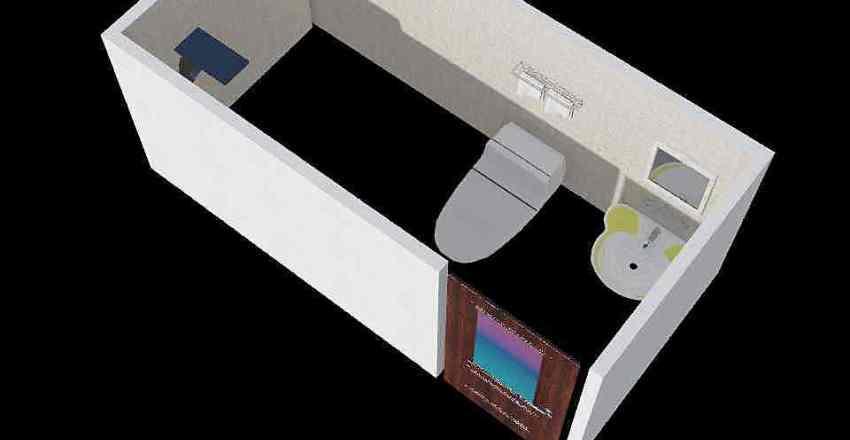 Practice Interior Design Render