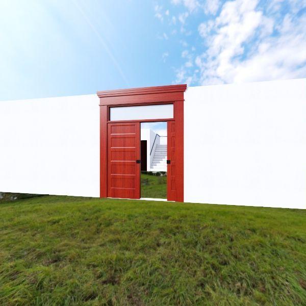 Hind Interior Design Render