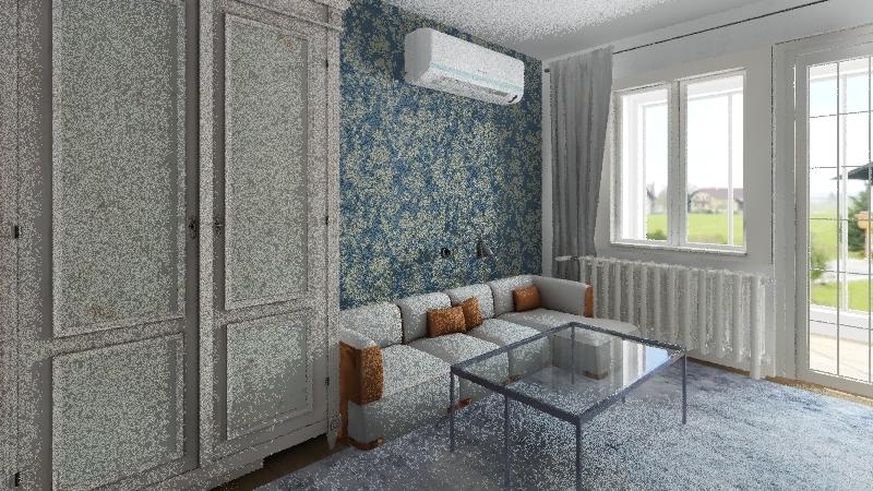 6к Interior Design Render