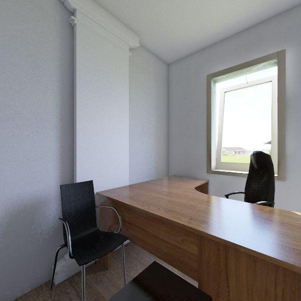 Ofis Interior Design Render