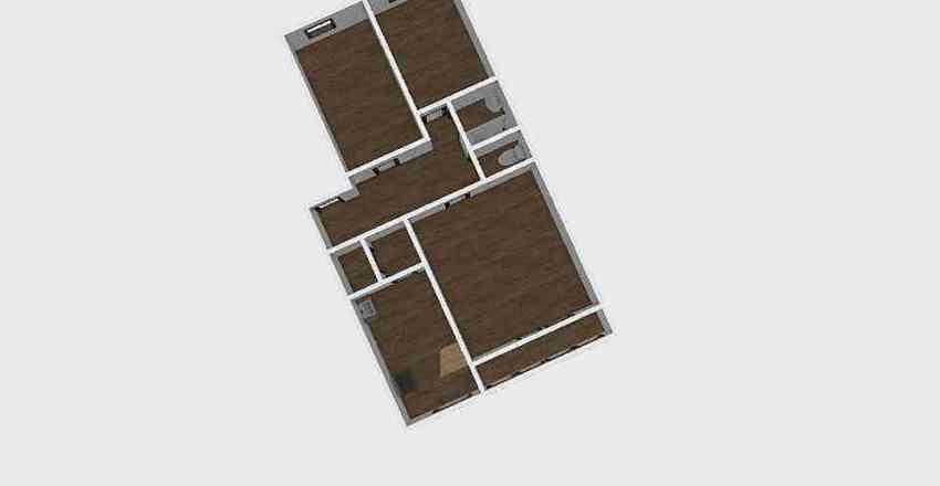 3-комн_026_1 Interior Design Render